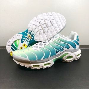 New Nike Air Max Plus OG TN Mint Teal Shoes Sz 13